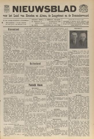 Nieuwsblad het land van Heusden en Altena de Langstraat en de Bommelerwaard 1948-06-14