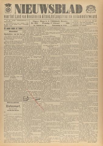 Nieuwsblad het land van Heusden en Altena de Langstraat en de Bommelerwaard 1932-02-17