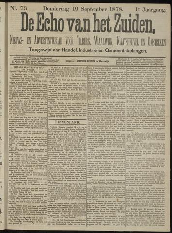 Echo van het Zuiden 1878-09-19