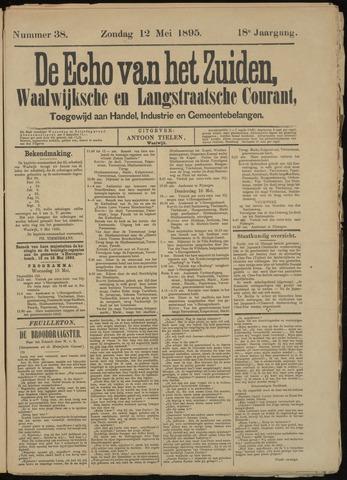 Echo van het Zuiden 1895-05-12