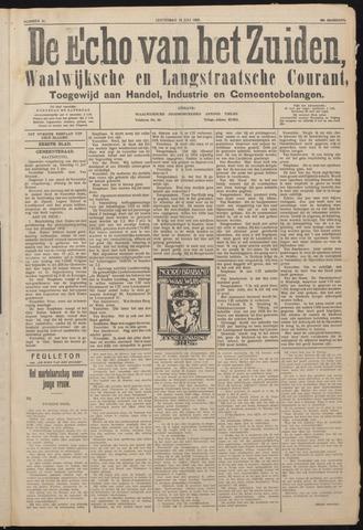 Echo van het Zuiden 1925-07-18