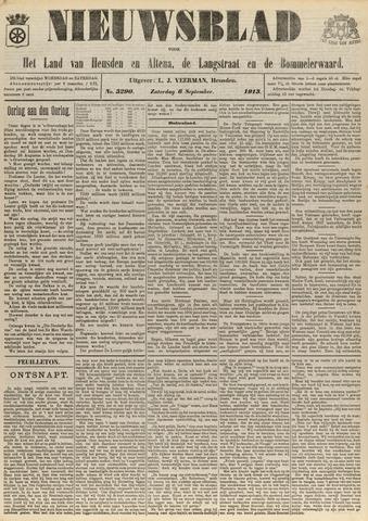 Nieuwsblad het land van Heusden en Altena de Langstraat en de Bommelerwaard 1913-09-06