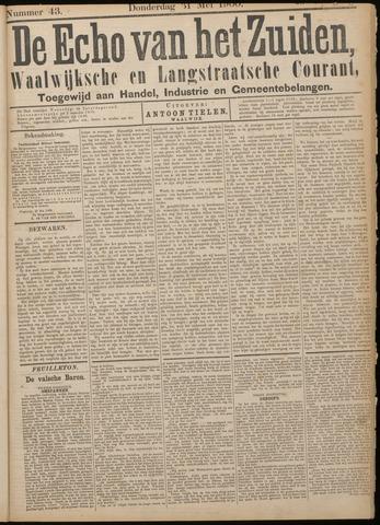 Echo van het Zuiden 1900-05-31