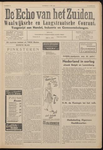 Echo van het Zuiden 1940-05-11