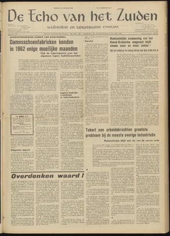 Echo van het Zuiden 1963-01-25