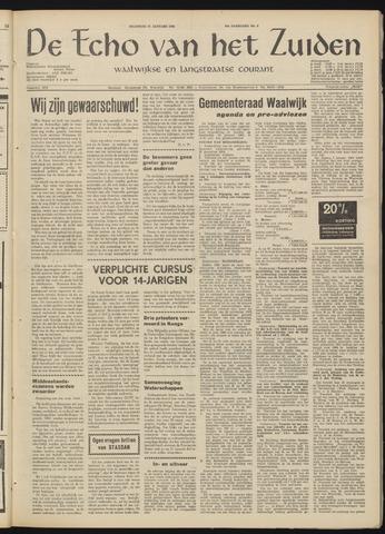 Echo van het Zuiden 1963-01-22