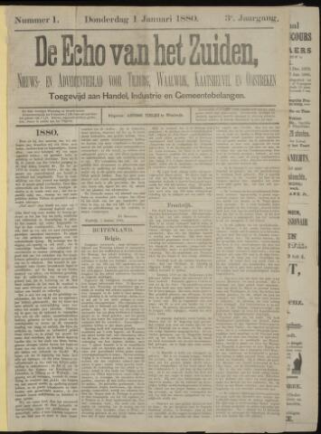 Echo van het Zuiden 1880-01-01