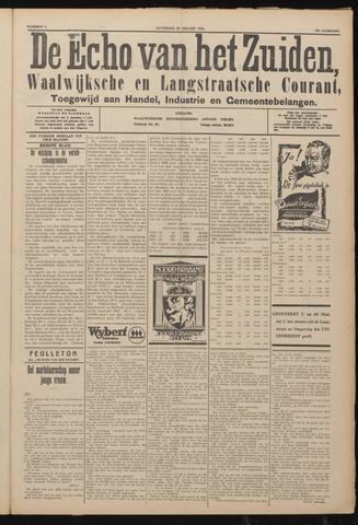Echo van het Zuiden 1926-01-30