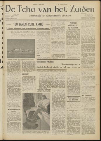 Echo van het Zuiden 1963-04-01