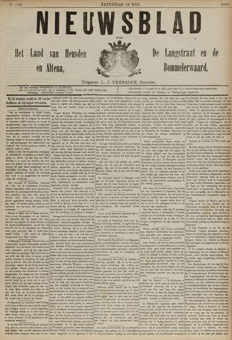 Nieuwsblad het land van Heusden en Altena de Langstraat en de Bommelerwaard 1891-05-16