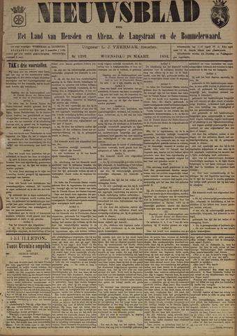 Nieuwsblad het land van Heusden en Altena de Langstraat en de Bommelerwaard 1894-03-28
