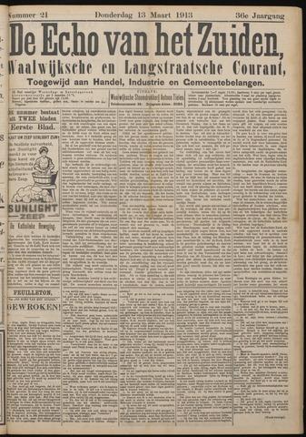 Echo van het Zuiden 1913-03-13