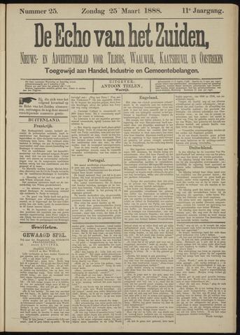 Echo van het Zuiden 1888-03-25