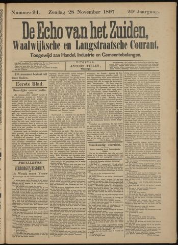 Echo van het Zuiden 1897-12-02