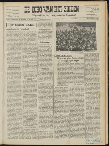 Echo van het Zuiden 1954-10-29