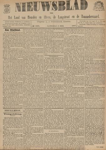 Nieuwsblad het land van Heusden en Altena de Langstraat en de Bommelerwaard 1897-05-08