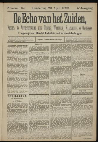 Echo van het Zuiden 1882-04-20