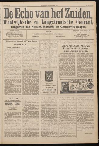 Echo van het Zuiden 1937-12-01