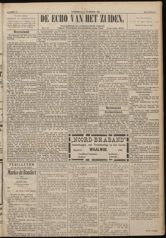 Echo van het Zuiden 1920-11-11