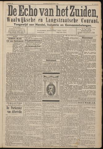 Echo van het Zuiden 1922-12-02