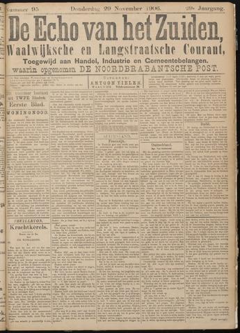 Echo van het Zuiden 1906-11-29