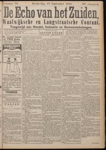 Echo van het Zuiden 1909-09-23
