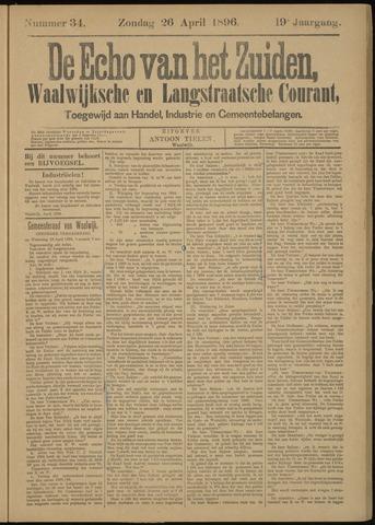 Echo van het Zuiden 1896-04-26