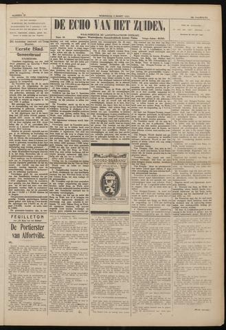 Echo van het Zuiden 1922-03-08