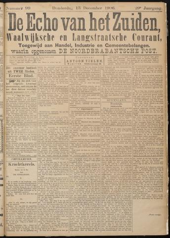 Echo van het Zuiden 1906-12-13