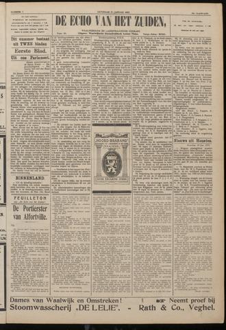 Echo van het Zuiden 1922-01-21