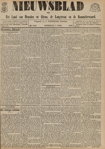 Nieuwsblad het land van Heusden en Altena de Langstraat en de Bommelerwaard 1902-06-07
