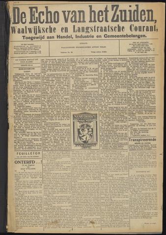 Echo van het Zuiden 1931-07-01