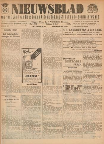 Nieuwsblad het land van Heusden en Altena de Langstraat en de Bommelerwaard 1927-05-06