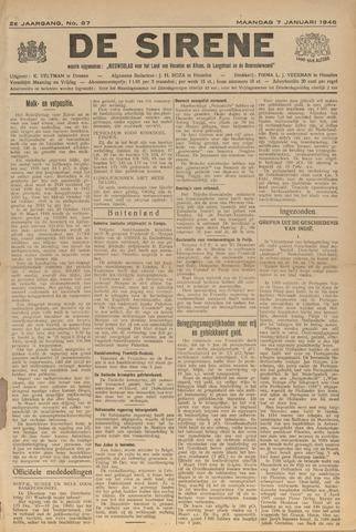 De Sirene 1946-01-07