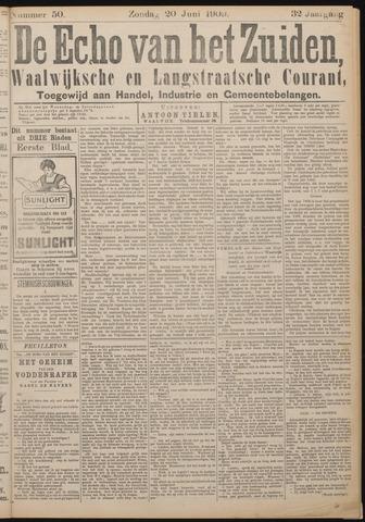 Echo van het Zuiden 1909-06-20