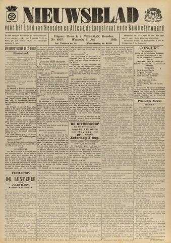 Nieuwsblad het land van Heusden en Altena de Langstraat en de Bommelerwaard 1929-07-31