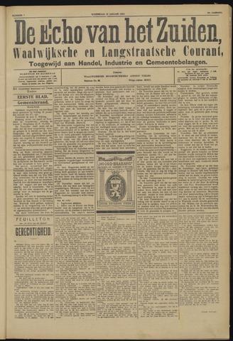 Echo van het Zuiden 1924-01-23