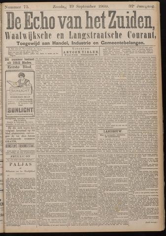 Echo van het Zuiden 1909-09-16