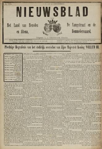 Nieuwsblad het land van Heusden en Altena de Langstraat en de Bommelerwaard 1890-12-06