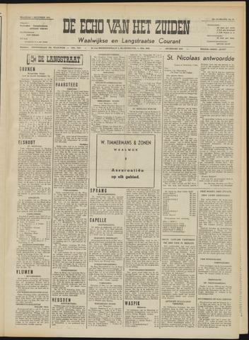 Echo van het Zuiden 1953-12-07