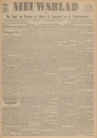 Nieuwsblad het land van Heusden en Altena de Langstraat en de Bommelerwaard 1897-10-30