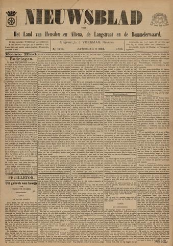 Nieuwsblad het land van Heusden en Altena de Langstraat en de Bommelerwaard 1896-05-02