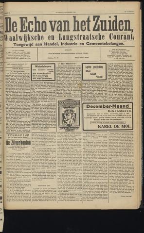 Echo van het Zuiden 1931-12-12