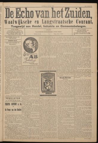 Echo van het Zuiden 1927-07-30