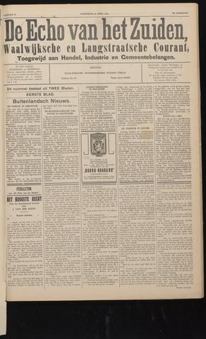 Echo van het Zuiden 1936-04-29
