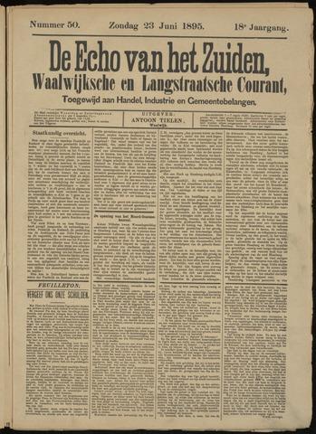 Echo van het Zuiden 1895-06-23