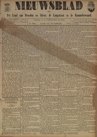 Nieuwsblad het land van Heusden en Altena de Langstraat en de Bommelerwaard 1894-01-20