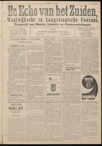 Echo van het Zuiden 1938-05-07