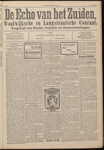 Echo van het Zuiden 1933-01-28