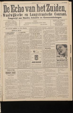 Echo van het Zuiden 1938-05-21